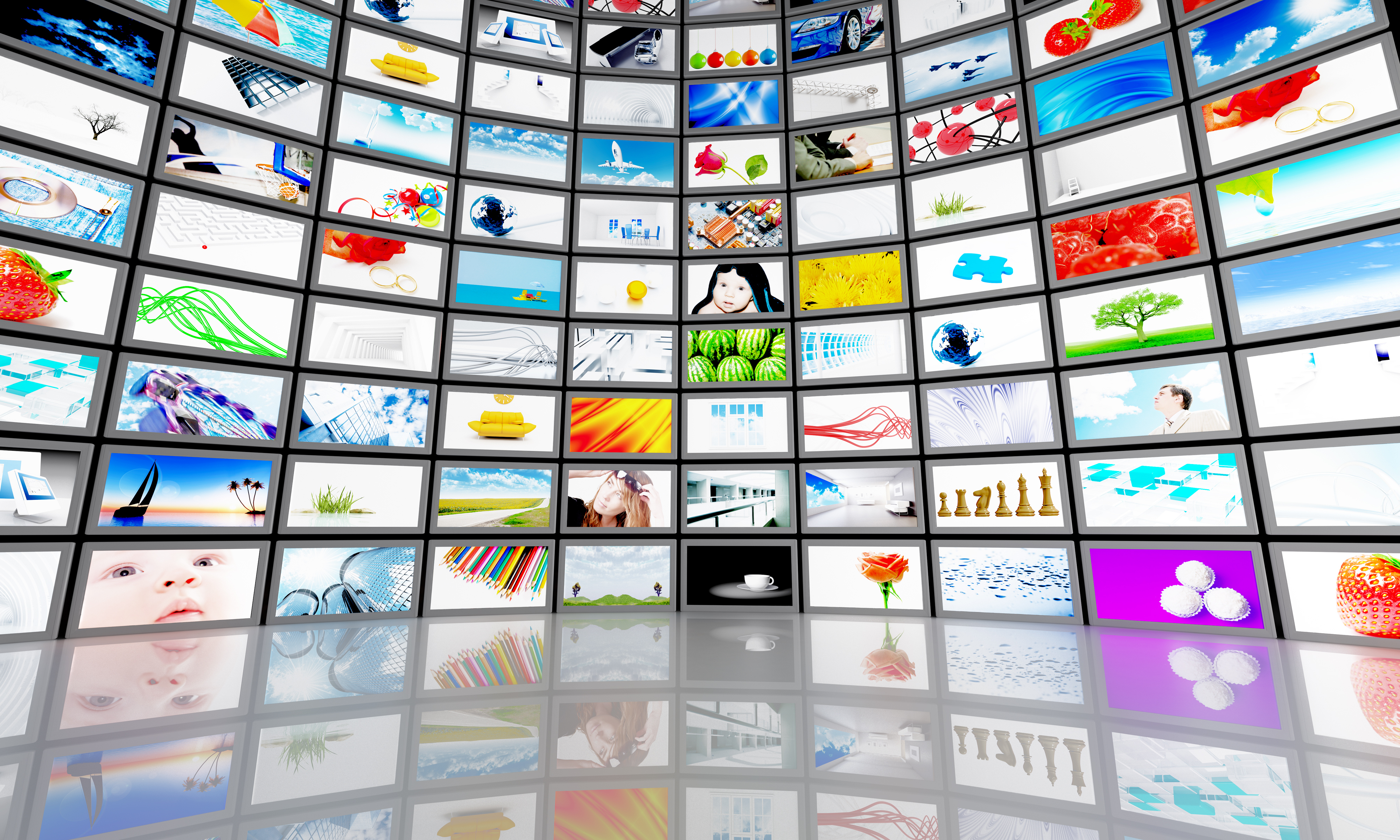 Juggling the TV Screens | One-Minute Marketer®