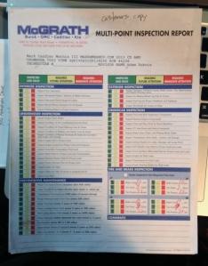mcgrath inspection