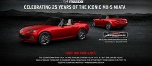 Mazda blog