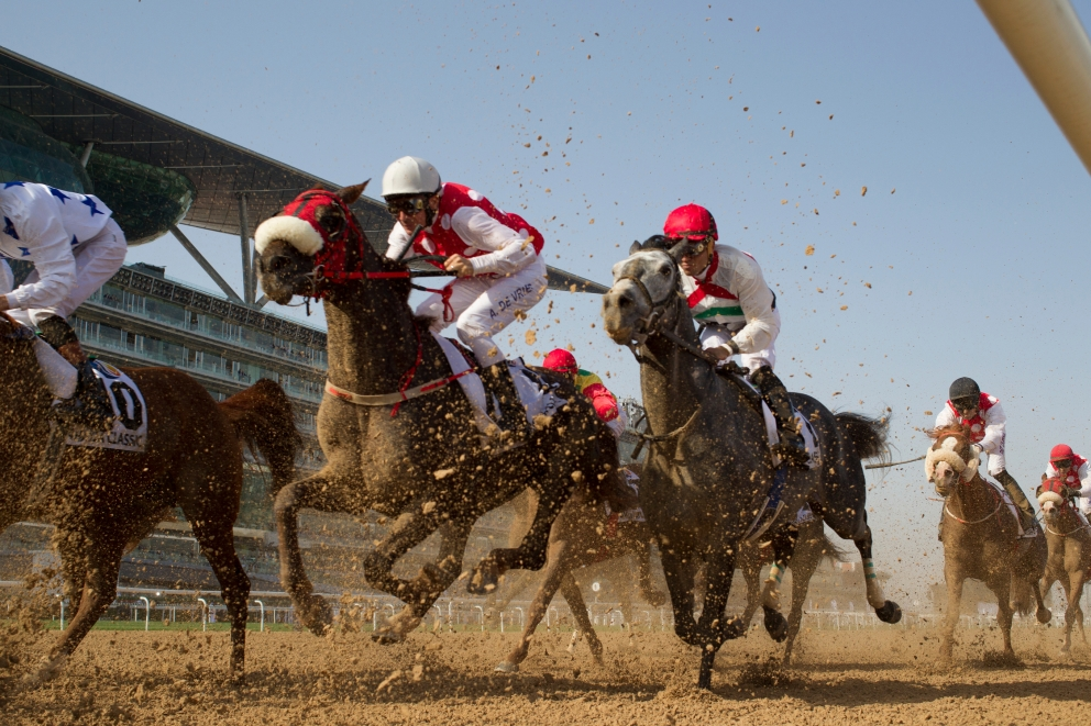 Dubai World Cup Race Day 2015