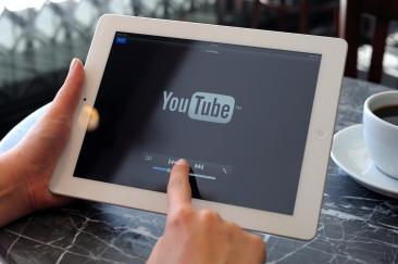 Youtube on theNew iPad 3