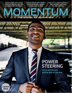Uber magazine